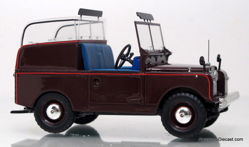 TSM 1:43 1954 Land Rover Royal Review