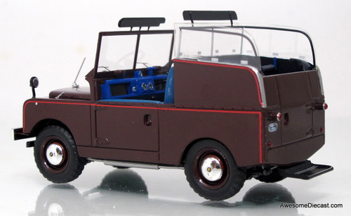 TSM 1:43 1954 Land Rover Royal Review