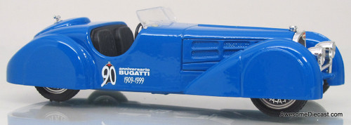 Brumm 1:43 1936 Bugatti 57S - 90th Anniversary