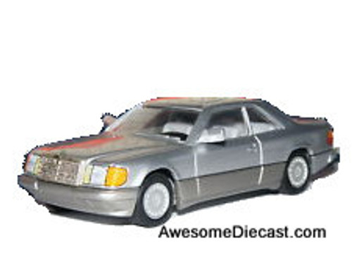 Gama Mini 1:43 Mercedes Benz 300CE (Silver)