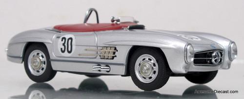 Mercedes 600 Pick Up rot//silber Modellauto 1:43 Schuco