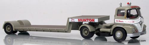 Corgi 1:50 Foden S21 W/ Low Loader - G C Munton
