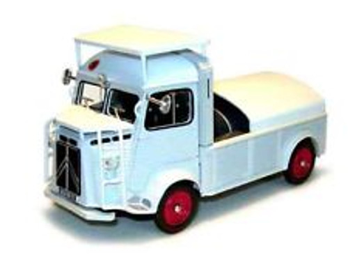 Promocar 1:43 1960 Citroen HY Airplane PooPoo Service Unit - Orly Airport