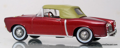 Starline Models 1:43 Fiat 1100 TV (Red)
