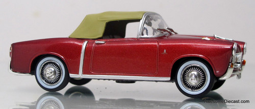 Starline Models 1:43 Fiat 1100 TV (Red)