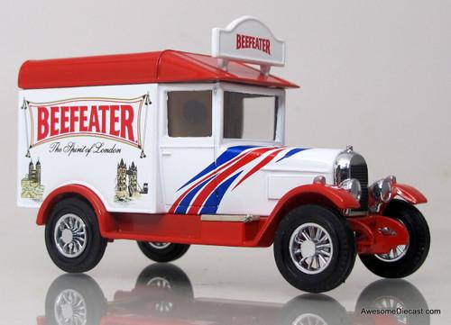 Matchbox Yesteryear 1:43 1929 Morris Light Van - Beefeater
