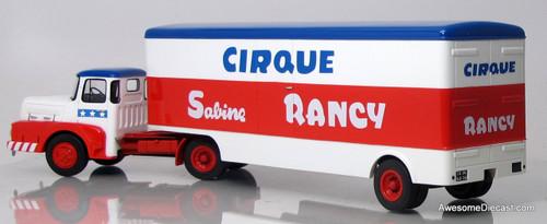 Perfex 1:43 Unic Tractor Trailer - Sabine Rancy Circus