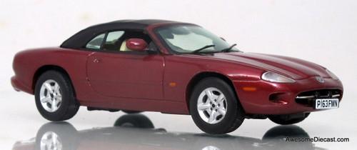 Vitesse 1:43 1997 Jaguar XK8 Convertible, Metallic Red