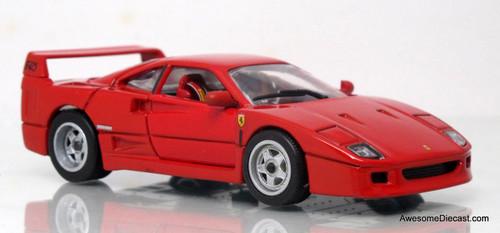 Detail Cars 1:43 1987 Ferrari F40