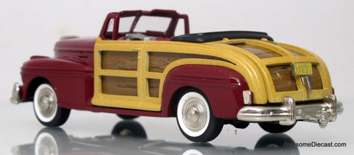Brooklin Models 1:43 1946 Mercury Sportsman Woody Convertible