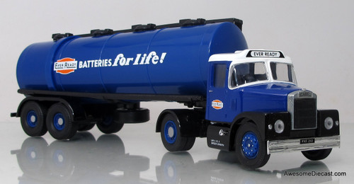 Corgi 1:50 Scammell Highwayman Tanker - Ever Ready Batteries