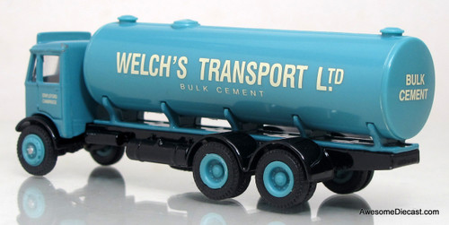 EFE 1:76 AEC Mammoth 6 Wheel Tanker - Welch's Transport Ltd.