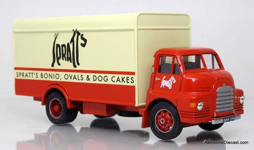 Corgi 1:50 Bedford S Box Van - Spratt's