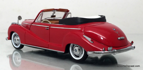 Detail Cars 1:43 BMW 502 Convertible