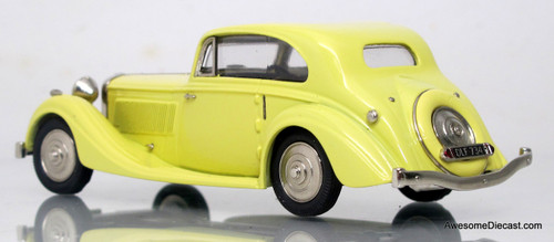 Lansdowne Models 1:43 1936 Bentley 4 1/4-Liter Fixed Head Coupe