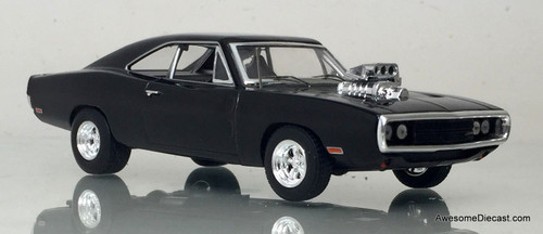 Elite 1:43 1970 Dodge Charger - The Fast and the Furious