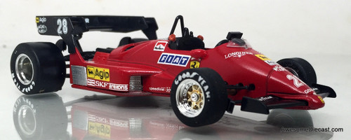 Brumm 1:43 1984 Ferrari 126 C4 Turbo
