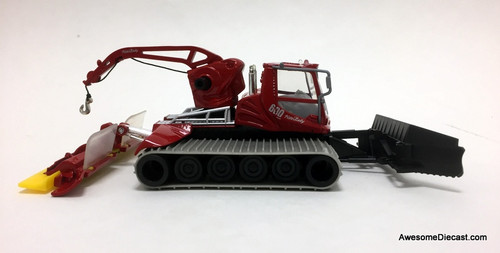 SIKU 1:50 Piste Bully 600 Snow Grooming Machine