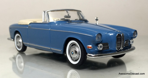 Detail Cars 1:43 1959 BMW 503 Convertible