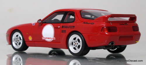 Spark 1:43 1993 Porsche 968 Turbo RS