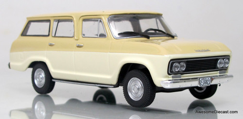 WhiteBox 1:43 1965 Chevrolet Veraneio Utility Wagon (Without Sleeve)
