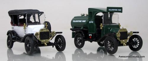 Corgi 1:43 Ford Yellowstone National Service Set