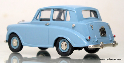 Lansdowne Models 1:43 1951 Triumph Mayflower (light blue)