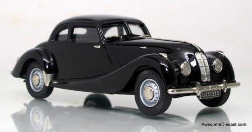 Lansdowne Models 1:43 1947 Bristol 400 (Black)