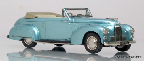 Lansdowne Models 1:43 1950 Humber Super Snipe Drophead Coupe