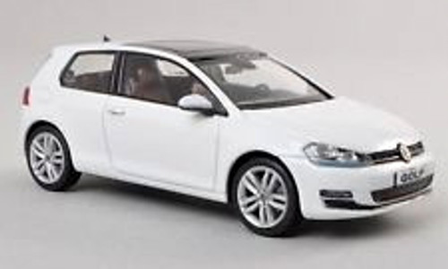 Herpa 1:43 VW Golf VII Coupe (White)
