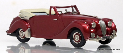 Lansdowne Models 1:43 1949 Lagonda 2.6 Liter Drop Head Coupe