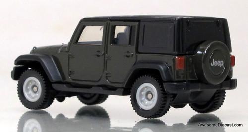 Tomica Jeep Wrangler (Green)