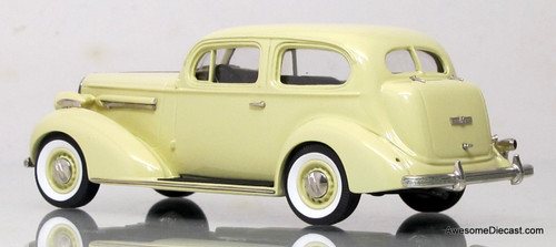 The Buick Collection 1:43 1936 Buick M-48 Victoria Coupe