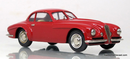 Western Models 1:43 1950 Alfa Romeo Villa D'este Coupe
