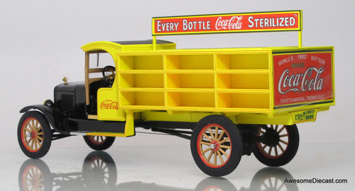 Danbury Mint 1:24 1927 Ford Coca Cola Delivery Truck