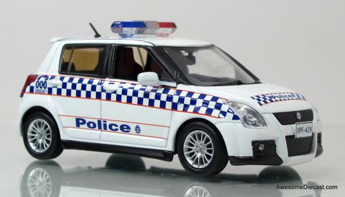 J-Collection 1:43 Suzuki Swift Sport - Melbourne Police