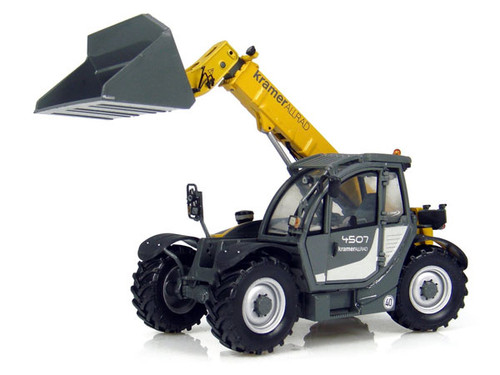 Universal Hobbies 1:34 Kramer 4507 Telehandler with Bucket