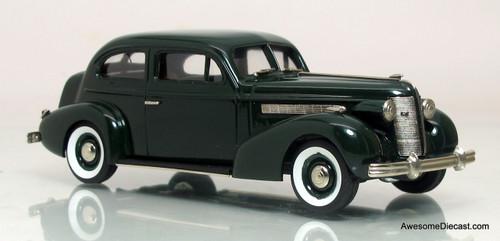 Brooklin Models 1:43 1937 Buick Special 2-Door Touring Sedan M-48