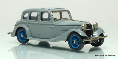 Lansdowne Models 1:43 1936 Riley Adelphi Saloon