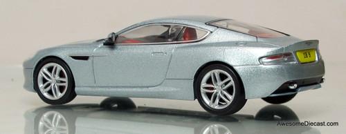 Oxford Diecast 1:43 Aston Martin DB9 Coupe: Skyfall Silver