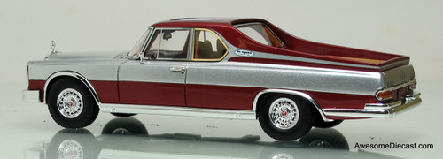 Schuco 1:43 Mercedes-Benz 600 Pick-Up