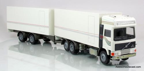 Conrad 1:50 Volvo F10 EuroTrotter Drawbar Outfit Truck