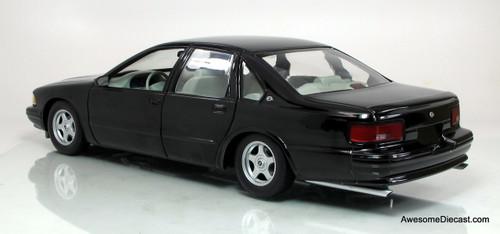 UT Models 1:18 1995 Chevrolet Impala SS, Maroon