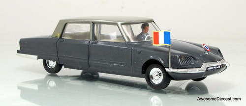 Dinky Reproductions 1:43 Citroen DS Presidential Car