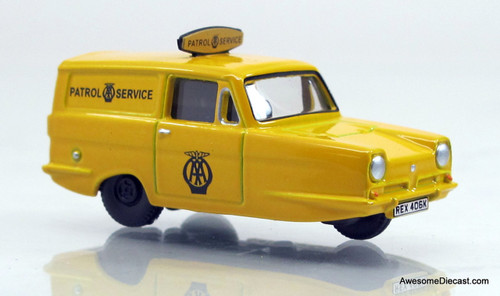 Oxford Diecast 1:76 Reliant Regal Supervan - AA Patrol Service