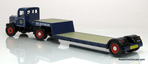 Corgi 1:50 Scammell Highwayman Low Loader - Pickfords