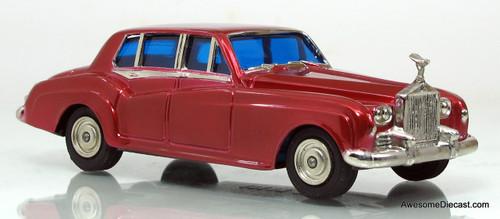 KK Sakura 1:43 Rolls Royce Sedan