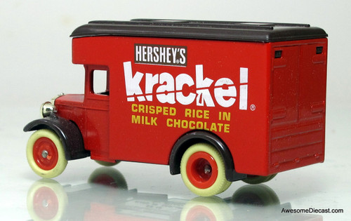 Lledo 1:72 Ford Panel Truck - Hershey's Krackel