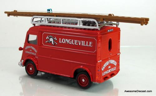 Matchbox Yesteryear 1:43 1947 Citroen Type H Van