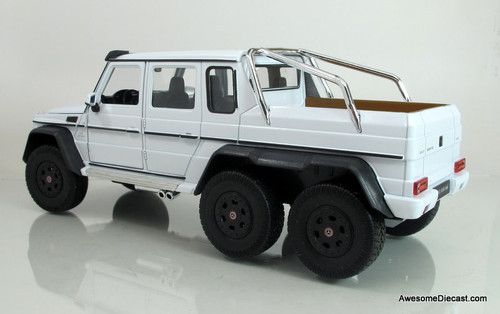 Welly 1:24 Mercedes G 63 AMG 6X6